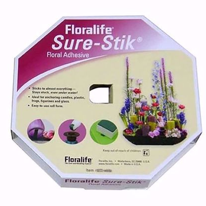 Picture of Floralife SURE-STIK Floral Adhesive - White