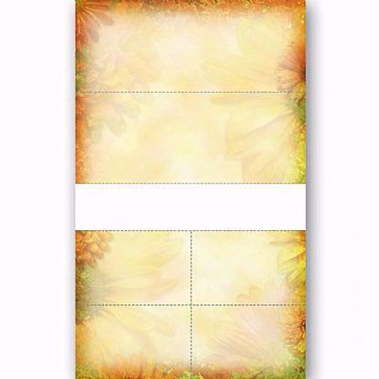 Picture of FTD Mercury Predesigned Order Entry Form - Fall Brilliance