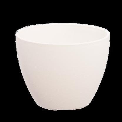 Picture of CeraMix Nova Pot - White 1 Gal.