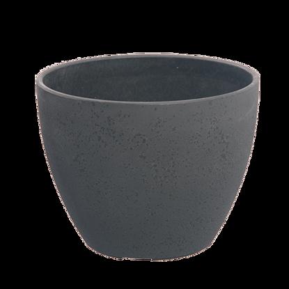 Picture of CeraMix Nova Pot - Blackwash 1 Gal.