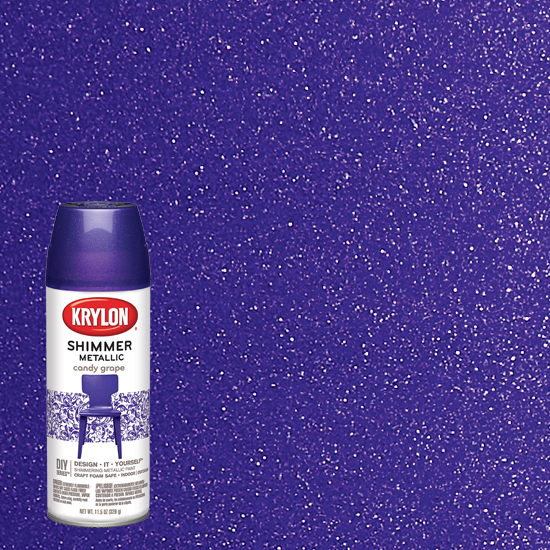 Picture of Krylon Candy Shimmer-Grape