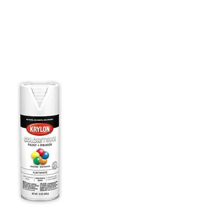 Picture of Krylon Colormaxx (Flat Finish) -White