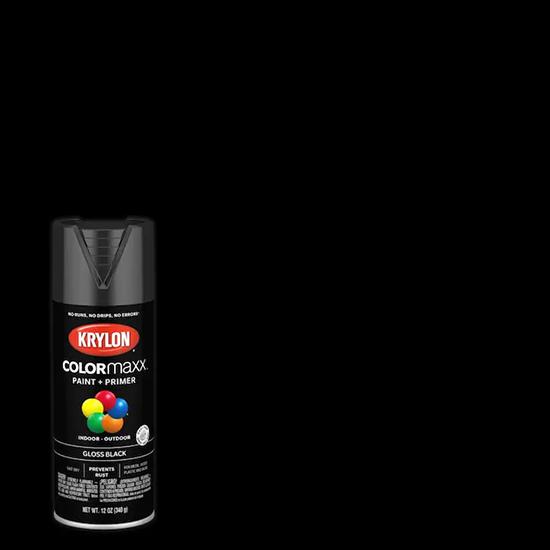 Picture of Krylon Colormaxx-Black