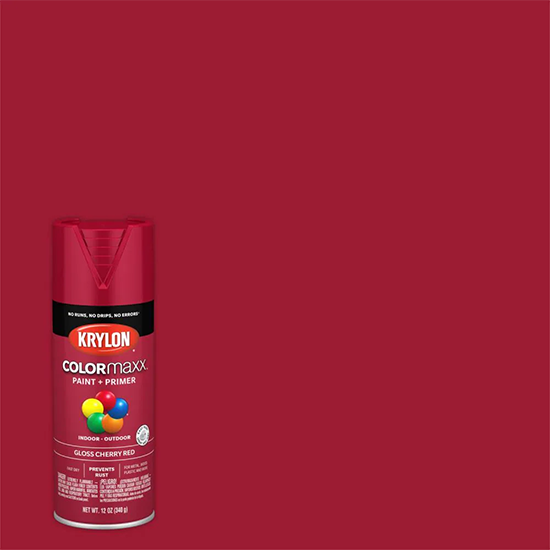 Picture of Krylon Colormaxx-Cherry Red