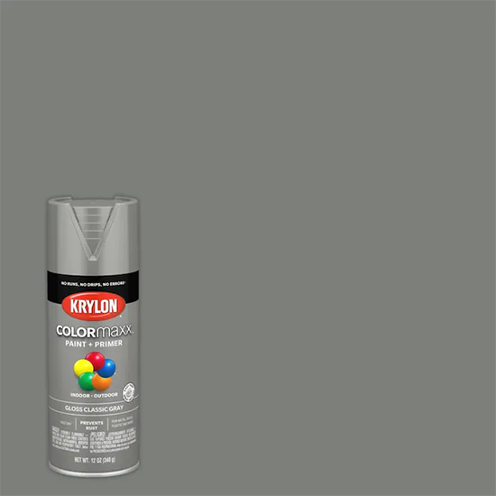 Picture of Krylon Colormaxx-Classic Gray