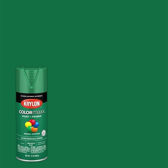 Picture of Krylon Colormaxx-Emerald Green