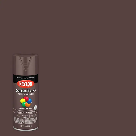 Picture of Krylon Colormaxx-Leather Brown