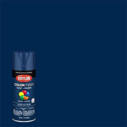 Picture of Krylon Colormaxx-Navy Blue