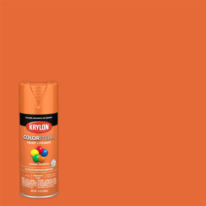 Picture of Krylon Colormaxx-Pumpkin