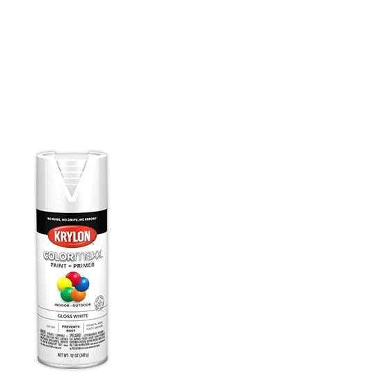 Picture of Krylon Colormaxx-White