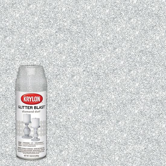 Picture of Krylon Glitter Blast  -Diamond Dust