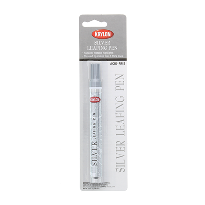 Picture of Leafing Pen Silver