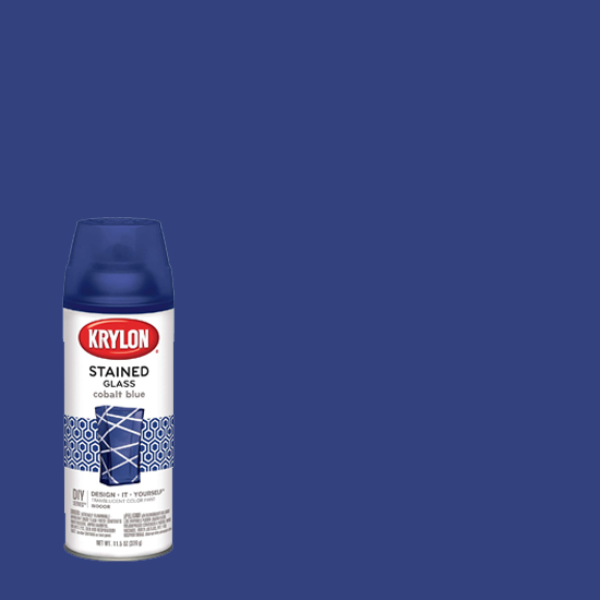 Picture of Krylon Stained Glass Tint-Cobalt Blue