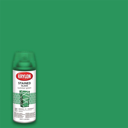Picture of Krylon Stained Glass Tint-Summer Green