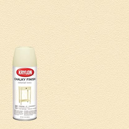 Picture of Krylon Ultra Matte (Chalk Finish) -Ivory