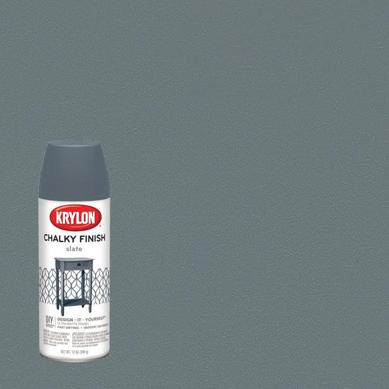Picture of Krylon Ultra Matte (Chalk) -Slate