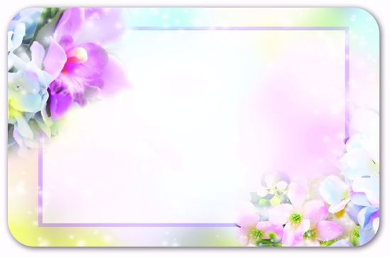 Picture of Enclosure Card (No Sentiment)