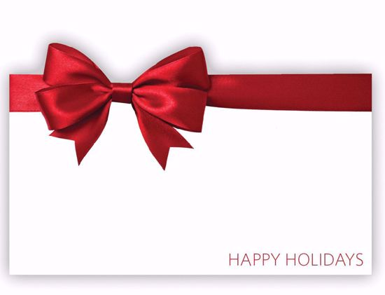 Picture of Happy Holidays Enclosure Card
