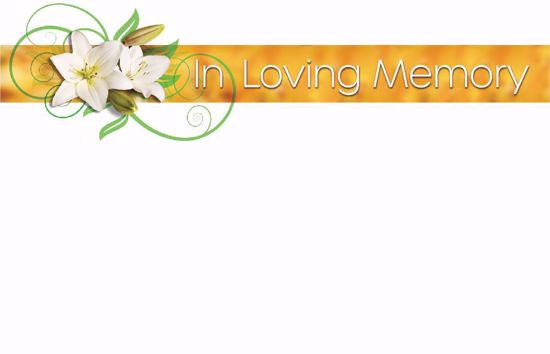 Picture of Sympathy  Enclosure Card
