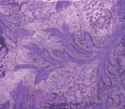 Picture of Poly Embossed Foil-Purple