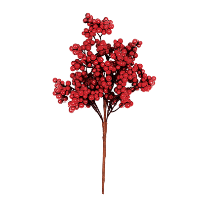 """Picture of Red Berry Bush (13"""")"""