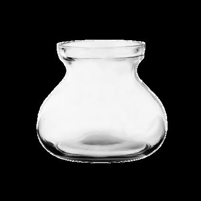 "Picture of 5"" Rosie Posie Vase-Clear"