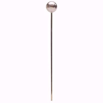 """Picture of 2"""" Corsage Pins - Silver"""